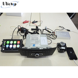 Mercedes NTG4.5 NTG4.7 Bench System OEM Navigation System for Demo testing CarPlay Androidauto