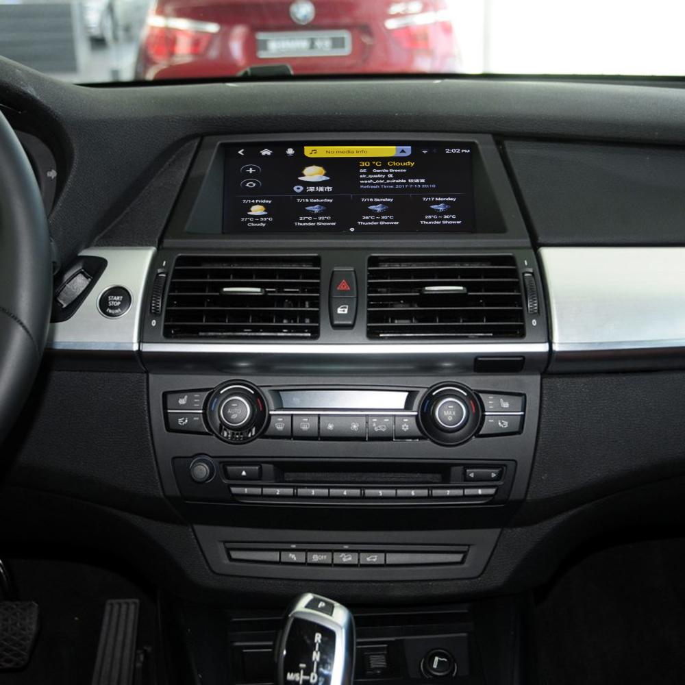 Carplay Box For Bmw Cic Nbt Head Unit X5 X6 E70