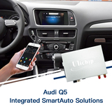 Audi CMM2 Q5 Integrated SmartAuto Solutions