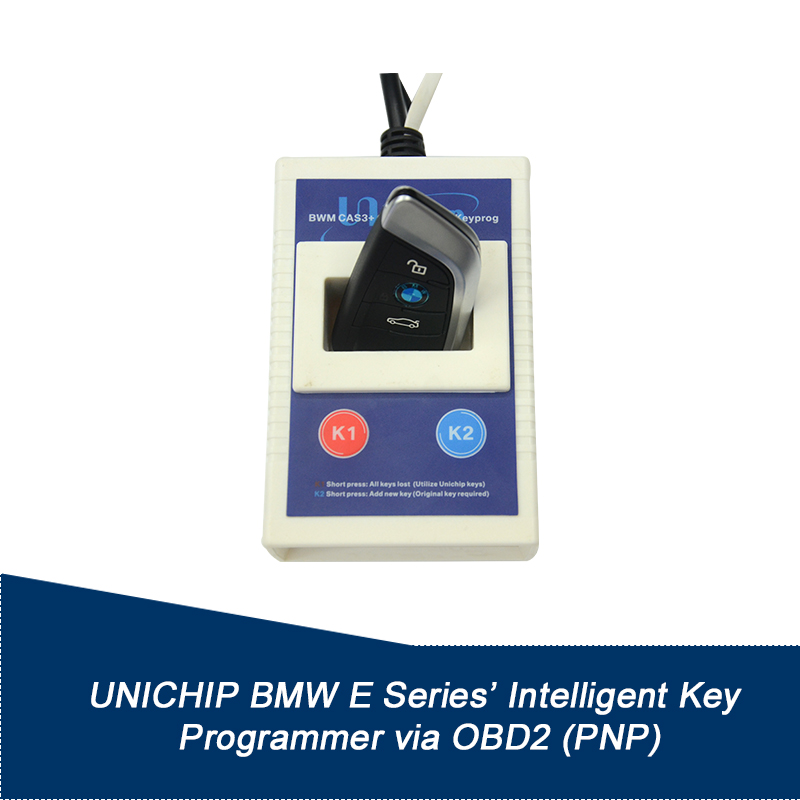 Unichip Bmw E Series Intelligent Key Programmer Via Obd2 Pnp