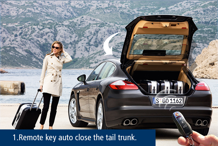 1. Remote key auto close the tail trunk-2.jpg