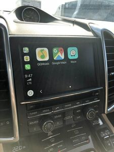 Apple Carplay for Porsche Cayenne CDR3.1 2016-2017