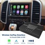 Wireless CarPlay Wired AndroidAuto for Porsche PCM3.1 & CDR+