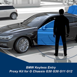 BMW Keyless Entry Proxy Kit for G Chassis G30 G31 G32 G38 G11 G12 G01 with BDC system MY2018-2019