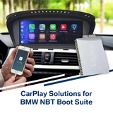 BMW 2015  5 Series CarPlay SmartBox Installation – English