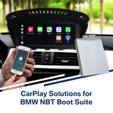 BMW 2014  X3 Series CarPlay SmartBox Installation – Arabic