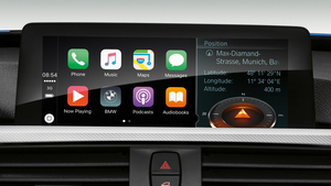 Apple CarPlay Activation for BMW NBT EVO HUs