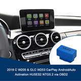 CarPlay & AndroidAuto Activation Solution for NTG5.1 HU5S1 via OBD2